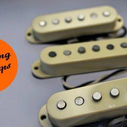 Single coils -Stratocaster